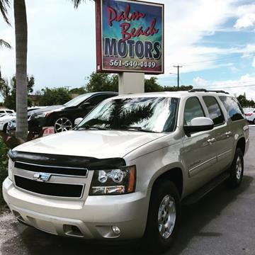2013 Chevrolet Suburban for sale in West Palm Beach, FL