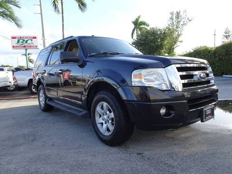 2010 Ford Expedition for sale in West Palm Beach, FL