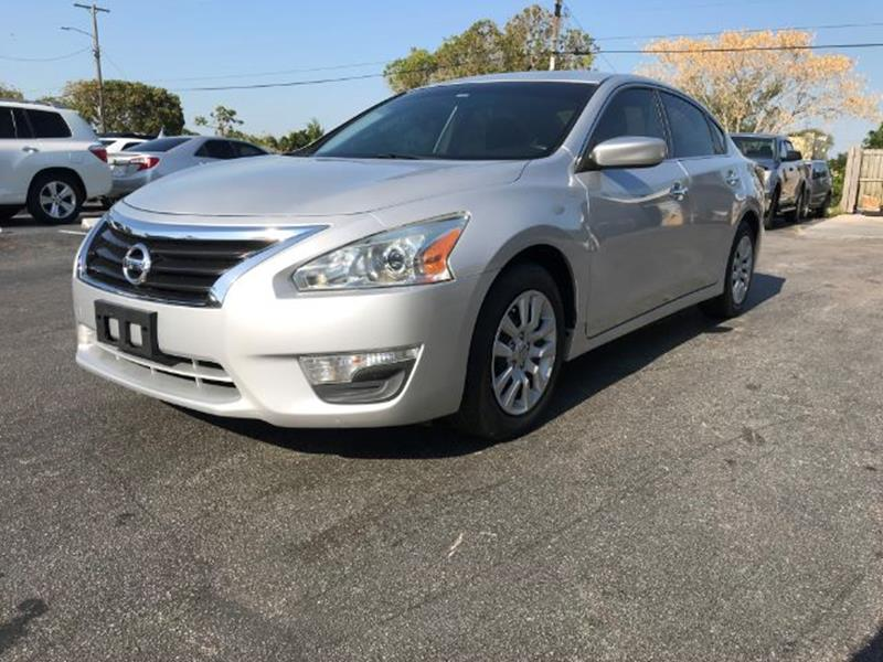 2013 Nissan Altima For Sale At BC Motors In West Palm Beach FL