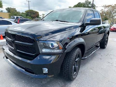 2015 RAM Ram Pickup 1500 for sale in West Palm Beach, FL