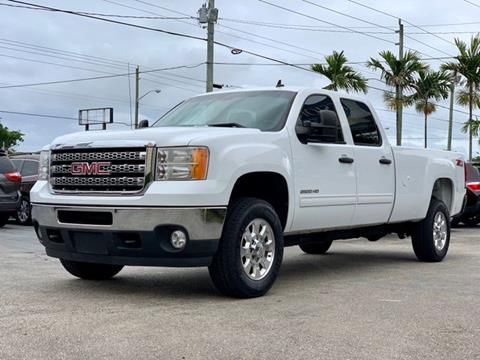 2014 GMC Sierra 2500HD for sale in West Palm Beach, FL