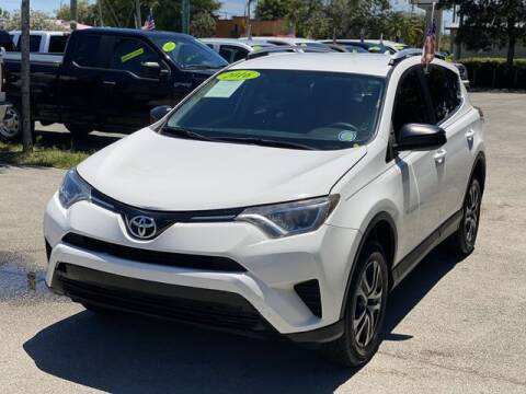 2016 Toyota RAV4 for sale at BC Motors in West Palm Beach FL
