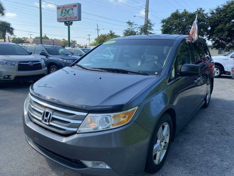 2012 Honda Odyssey for sale at BC Motors in West Palm Beach FL