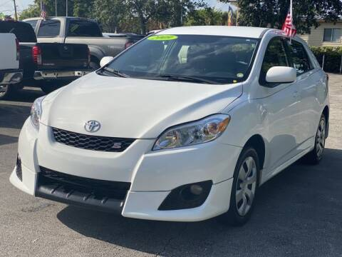 2009 Toyota Matrix for sale at BC Motors in West Palm Beach FL