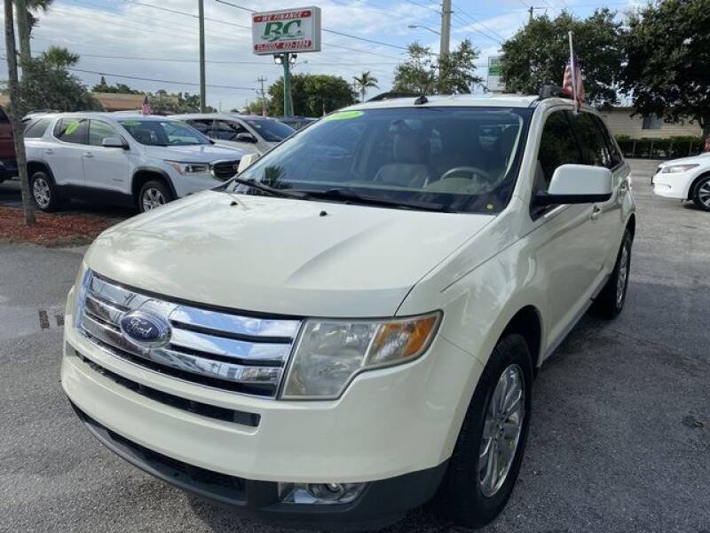 2007 Ford Edge for sale at BC Motors in West Palm Beach FL