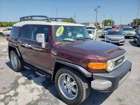 2007 Toyota FJ Cruiser for sale at BC Motors in West Palm Beach FL
