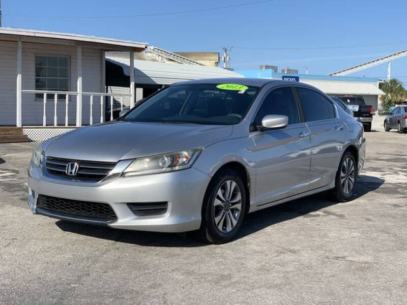 2013 Honda Accord for sale at BC Motors in West Palm Beach FL