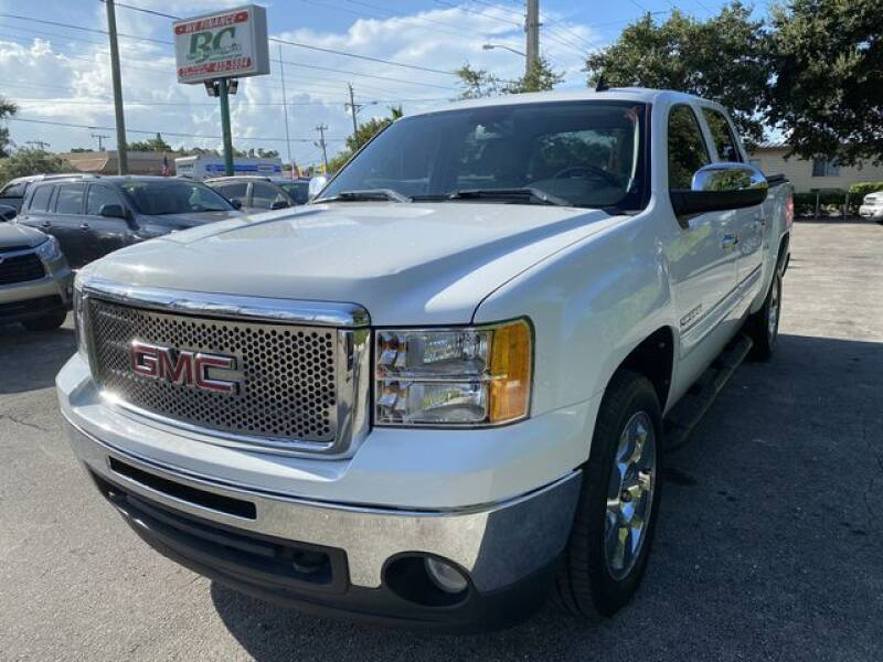 2011 GMC Sierra 1500 for sale at BC Motors in West Palm Beach FL