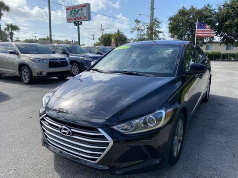 2017 Hyundai Elantra for sale at BC Motors in West Palm Beach FL