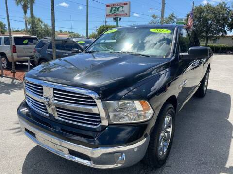 2017 RAM Ram Pickup 1500 for sale at BC Motors in West Palm Beach FL