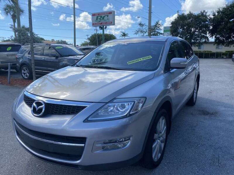 2008 Mazda CX-9 for sale at BC Motors in West Palm Beach FL