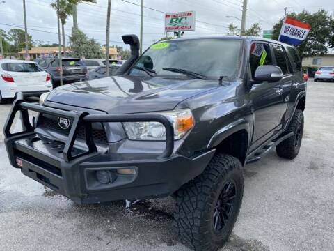 2013 Toyota 4Runner for sale at BC Motors in West Palm Beach FL