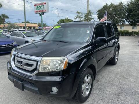 2009 Honda Pilot for sale at BC Motors in West Palm Beach FL