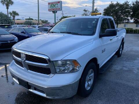 2016 RAM Ram Pickup 1500 for sale at BC Motors in West Palm Beach FL