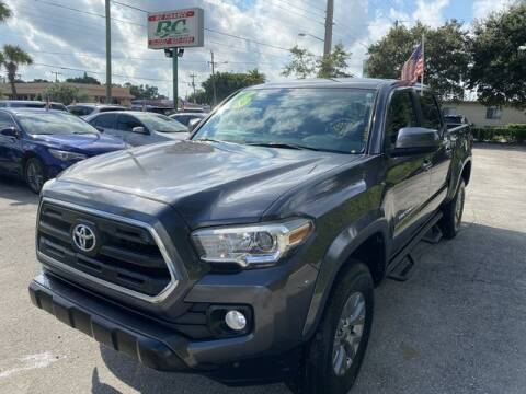 2016 Toyota Tacoma for sale at BC Motors in West Palm Beach FL