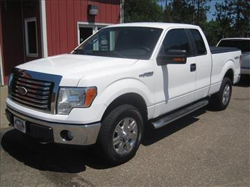 2010 Ford F-150 for sale in Pequot Lakes, MN