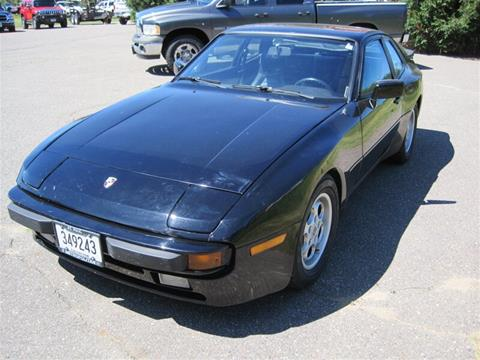 1985 Porsche 944 for sale in Pequot Lakes, MN