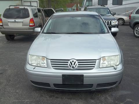 2005 Volkswagen Jetta for sale at Prestige Automotive Group in Raytown MO