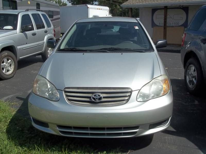 2003 Toyota Corolla for sale at Prestige Automotive Group in Raytown MO