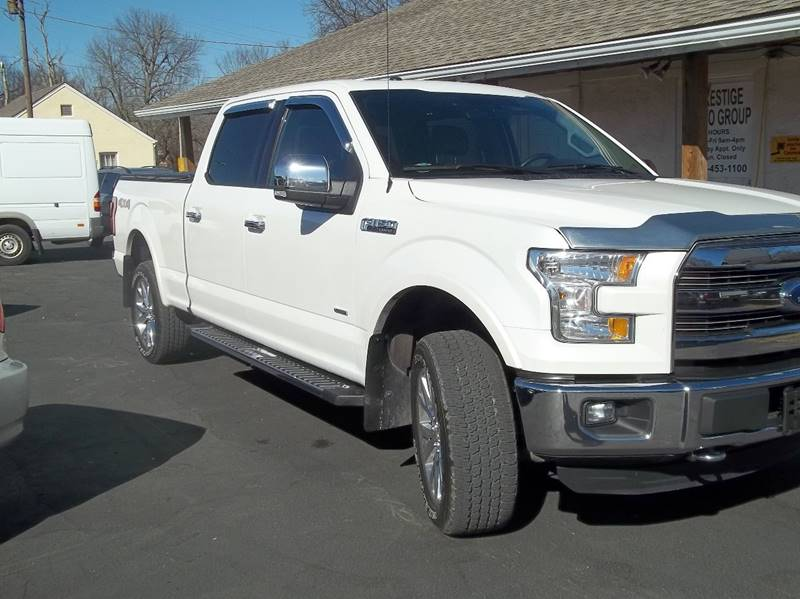 2015 Ford F-150 for sale at Prestige Automotive Group in Raytown MO
