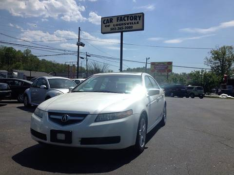 2006 Acura TL for sale in Louisville, KY