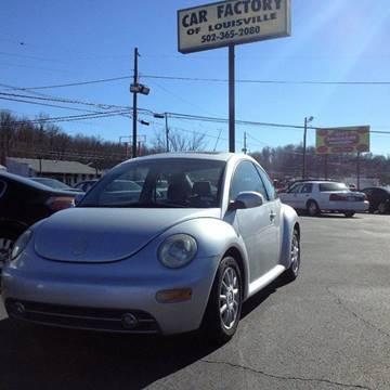 2005 Volkswagen New Beetle for sale in Louisville, KY
