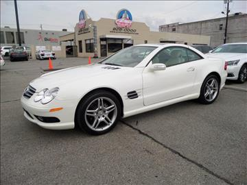 2006 Mercedes-Benz SL-Class for sale at Preferred Imports in Birmingham AL