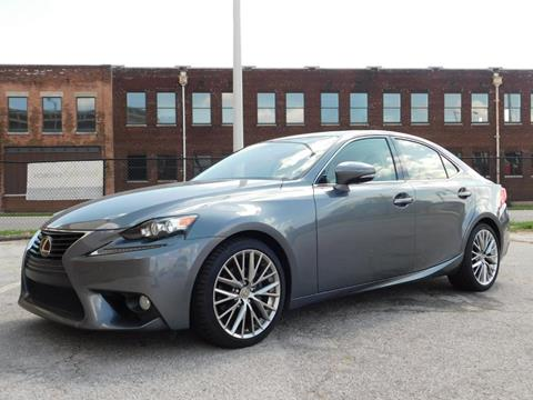 2014 Lexus IS 250 for sale at Preferred Imports in Birmingham AL