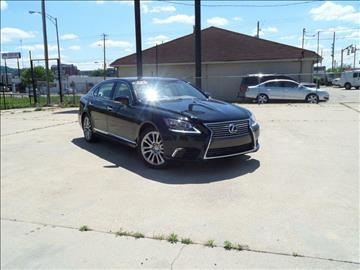 2013 Lexus LS 460 for sale at Preferred Imports in Birmingham AL