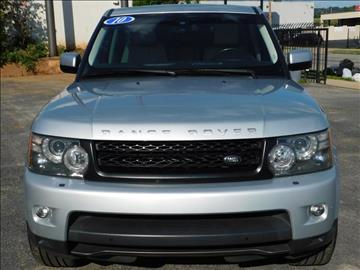 2010 Land Rover Range Rover Sport for sale in Birmingham, AL