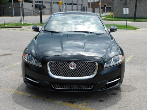 2014 Jaguar XJL for sale in Birmingham, AL