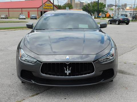 2016 Maserati Ghibli for sale in Birmingham, AL