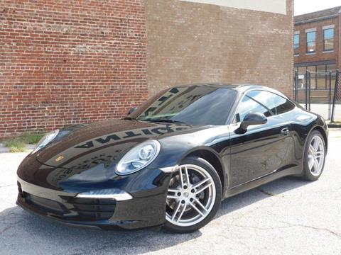 2013 Porsche 911 for sale in Birmingham, AL