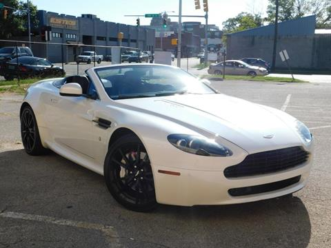 2010 Aston Martin V8 Vantage for sale in Birmingham, AL