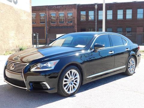 2014 Lexus LS 460 for sale in Birmingham, AL