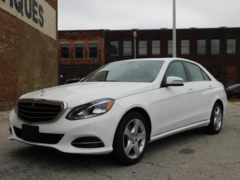 used mercedes benz e class for sale in birmingham al