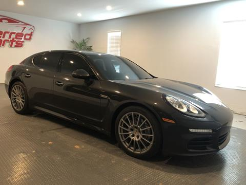 2014 Porsche Panamera for sale in Birmingham, AL