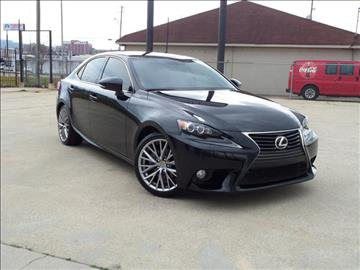 2014 Lexus IS 250 for sale in Birmingham, AL
