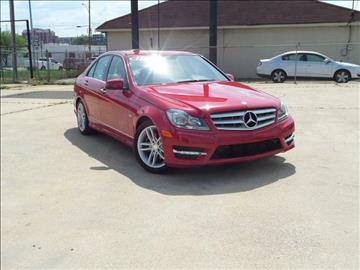 2012 Mercedes-Benz C-Class for sale in Birmingham, AL