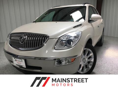 2010 Buick Enclave for sale at Mainstreet Motors in Frisco TX