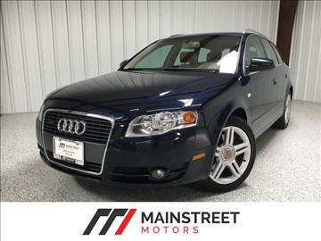 2006 Audi A4 for sale at Mainstreet Motors in Frisco TX