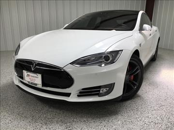 2015 Tesla Model S for sale at Mainstreet Motors in Frisco TX