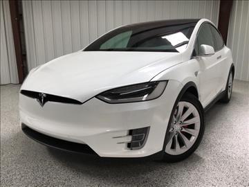 2016 Tesla Model X for sale at Mainstreet Motors in Frisco TX