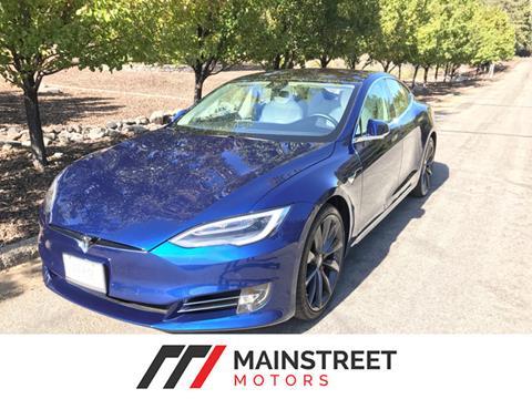 2017 Tesla Model S for sale in Frisco, TX