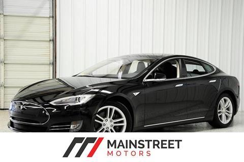 2014 Tesla Model S for sale in Frisco, TX