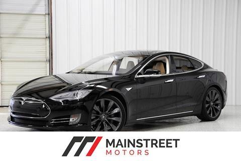 2013 Tesla Model S for sale in Frisco, TX