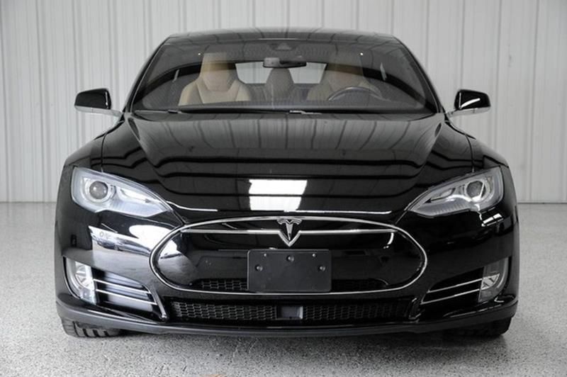 Tesla Model S PD In Frisco TX Mainstreet Motors - 2014 tesla