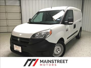 2016 RAM ProMaster City Wagon for sale at Mainstreet Motors in Frisco TX