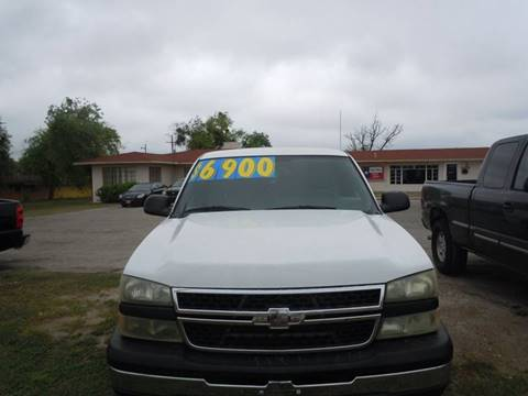 2006 Chevrolet Silverado 1500 for sale in Del Rio, TX