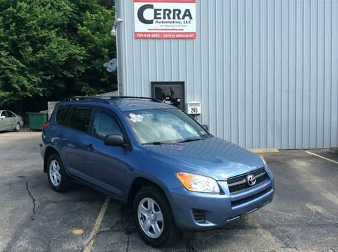 2011 Toyota RAV4 for sale at Cerra Automotive in Greensburg PA